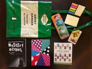 writing-bag
